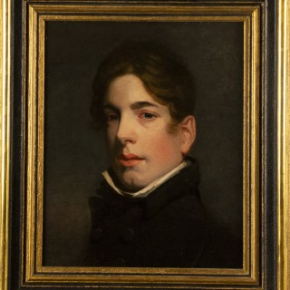 Portrait of an Actor of the Covent Garden Theatre Company, 1811.,believed to be Charles Farley.