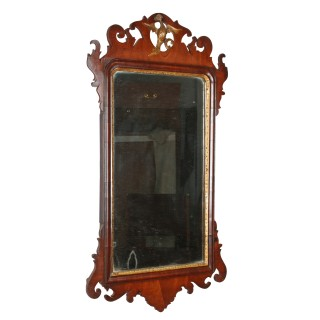 Georgian Chippendale Wall Mirror