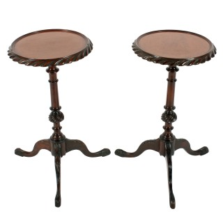 Pair of George II Style Kettle Stands
