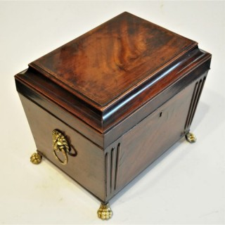 Regency former Decanter Box