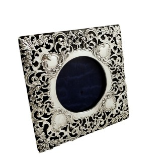 Antique Edwardian Sterling Silver 7