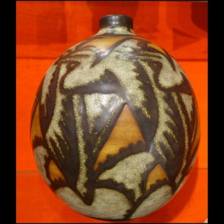Vase by decorator & designer Charles Catteau