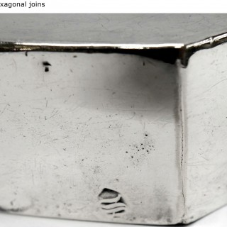 Antique Charles II Silver Boxes