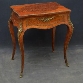 Fine Louis XV Design Kingwood Dressing Table