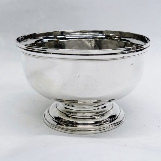 George II Silver Bowl