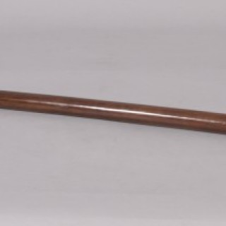 Antique 19th Century Rosewood Walking Cane