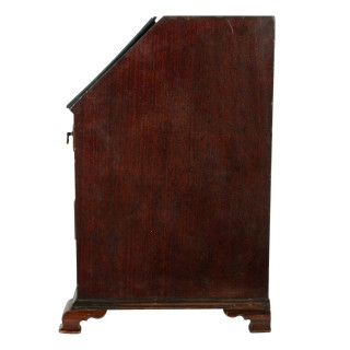 Georgian Mahogany Model Bureau