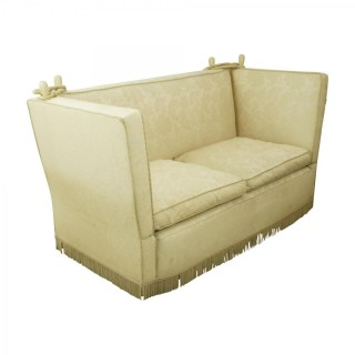 Antique Knole Sofa - Reduced from £1,850 to £1,500