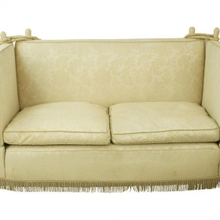 Antique Knole Sofa   Reduced From £1,850 To £1,500