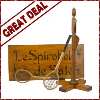 Le Spiroble de Salon, Tennis Game - Reduced from £850 to £650