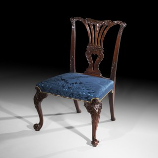 Fine Chippendale Chair