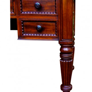 Antique Mahogany Serving or side table