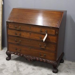 George II Style Bureau