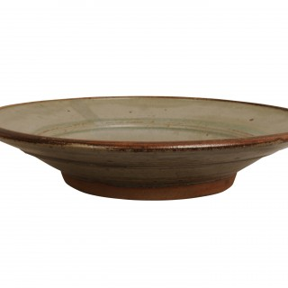 Stoneware bowl, Phil Rogers,  Welsh born 1951