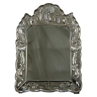 Venetian easel mirror, early 20th century
