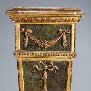 PAIR OF GEORGE III ADAM NEO-CLASSICAL PEDESTALS