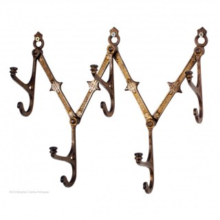 Folding Hanging  Hooks by Kenrick