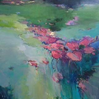 Waterlilies II