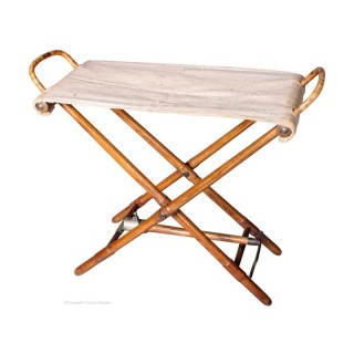 Folding Walking Stick Stool