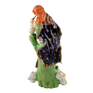 18th Century Derby Porcelain Figure