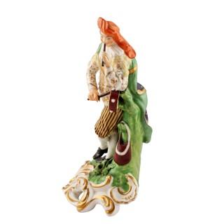 18th Century Derby Porcelain Figure