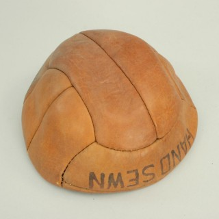 Leather Football