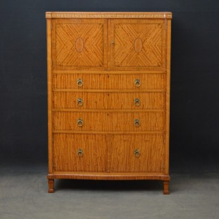Shapland and Petter Satinwood Cabinet