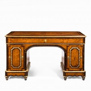 Napoleon III secretaire desk by Diehl