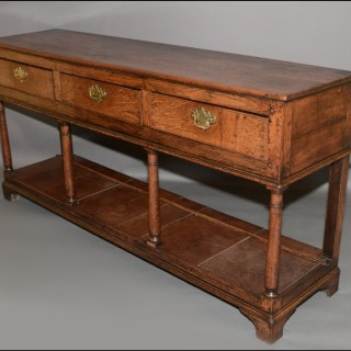 Welsh pot-board serving Dresser