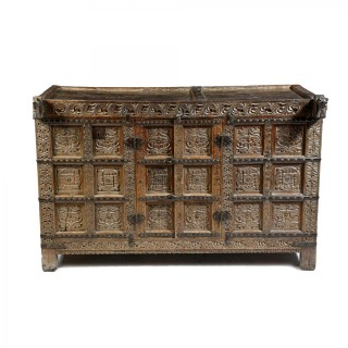 Indian Dowry Chest
