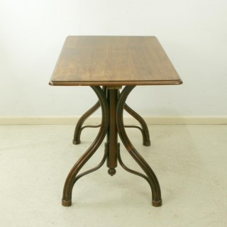 Bentwood Table