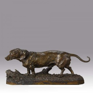 Animalier Bronze entitled