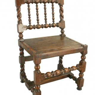 Turned Chair