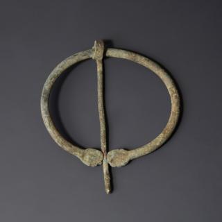 Bronze Penannular Brooch