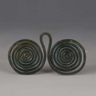 Bronze Age Spiral Pendant