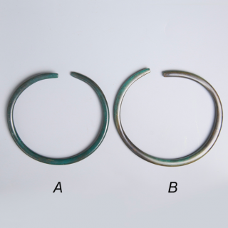 Large Bronze Age Arm Bangles