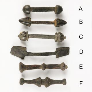 Celtic Iron-age Clothing Toggles
