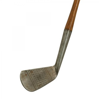 Hickory Shafted Mashie, Harry Vardon
