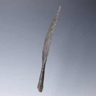 Iron Celtic Spearhead