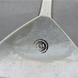Quality provincial West Country Charles I extended seal top spoon C1630 Dorchester John Hallett