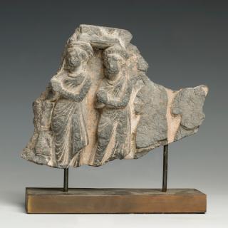 Gandharan Buddhist Relief Panel