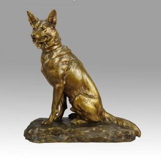 Animalier Bronze study