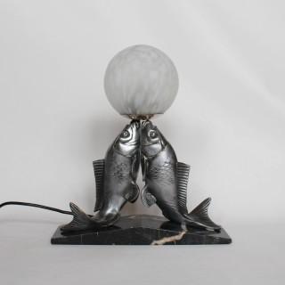 Art Deco Table Lamp