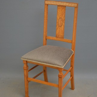 Shapland & Petter Satinwood Dressing Table Chair
