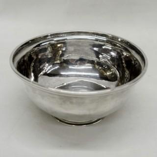 George I Silver Bowl