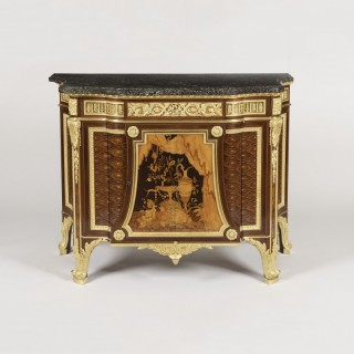 A Louis XVI Style Commode by Charles Guillaume Winckelsen