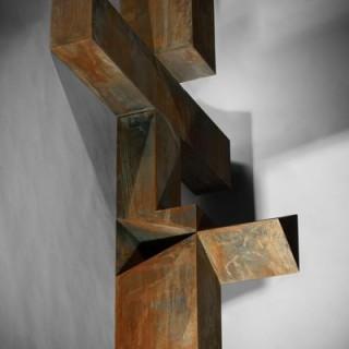 'Cross 05 12' Keith Milow b.1945