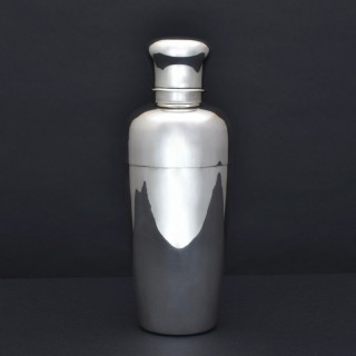 Sterling Silver Two Pint Cocktail Shaker