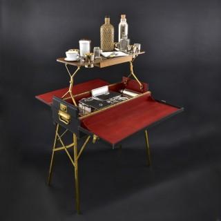 Picnic Table Hamper