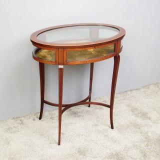 Sheraton Style Bijouterie Table